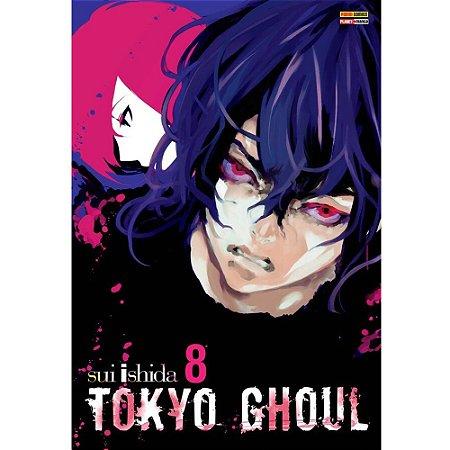 Tokyo Ghoul - Volume 08