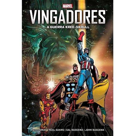Vingadores: Guerra Kree/Skrull