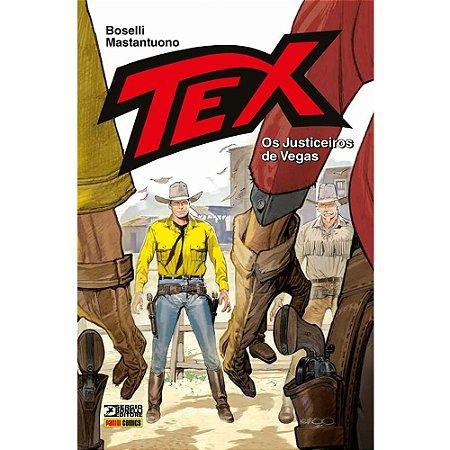 Tex: Os Justiceiros de Vegas