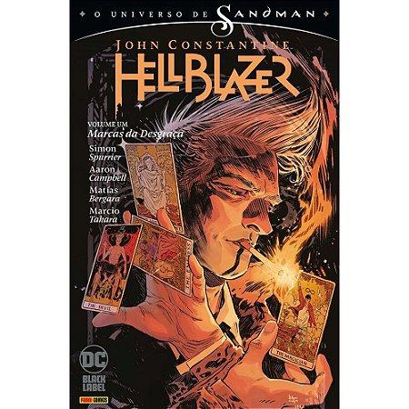 O Universo de Sandman: John Constantine, Hellblazer - Vol. 01