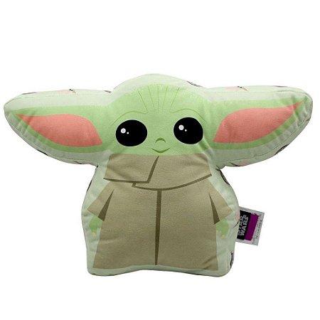 Almofada Formato Baby Yoda