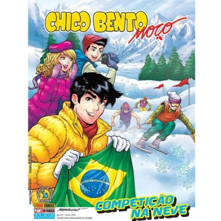 Chico Bento Moço - Volume 73