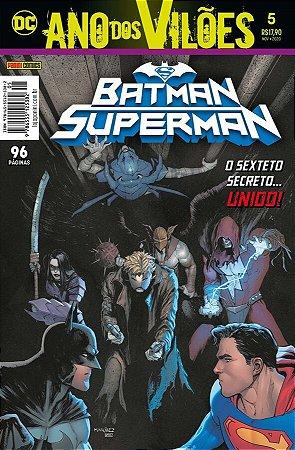 Batman e Superman - Volume 05
