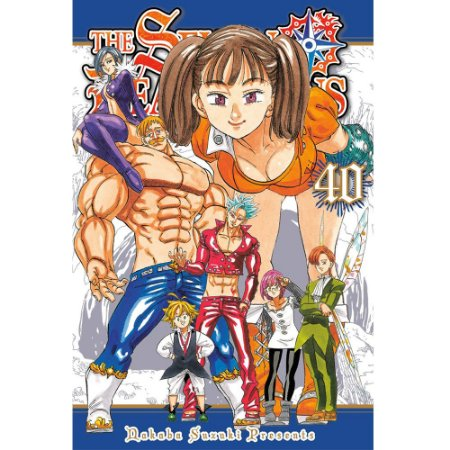 Nanatsu No Taizai: The 7 Deadly Sins - Volume 40