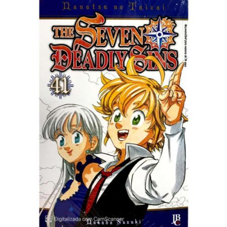 Nanatsu No Taizai: The 7 Deadly Sins - Volume 41