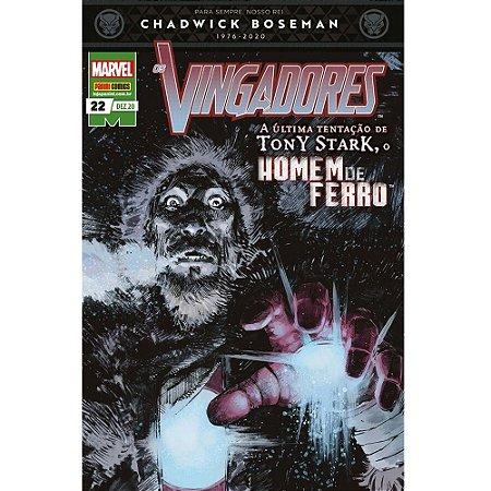 Os Vingadores - Volume 22