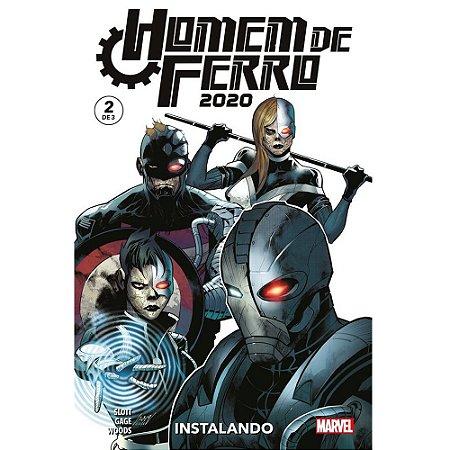 Homem de Ferro 2020 - Volume 02