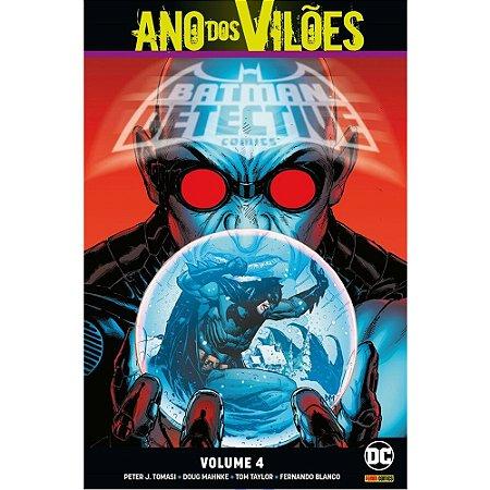 Batman Detective Comics - Volume 04