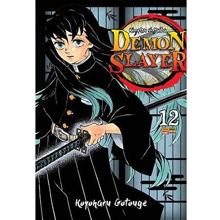 Kimetsu No Yaiba: Demon Slayer - Volume 12
