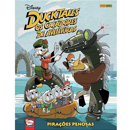 Ducktales: Os Caçadores de Aventuras Volume 04