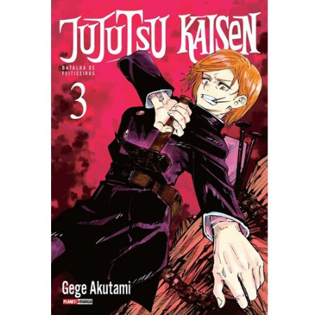 Jujutsu Kaisen - Batalha de Feiticeiros - Volume 03