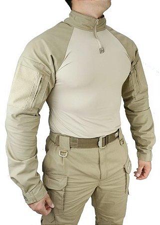 Combat Shirt HRT DACS - Coyote