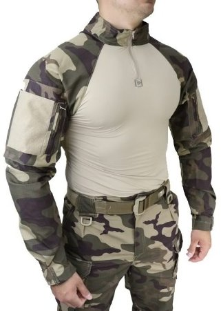 Combat Shirt HRT DACS - PM MG