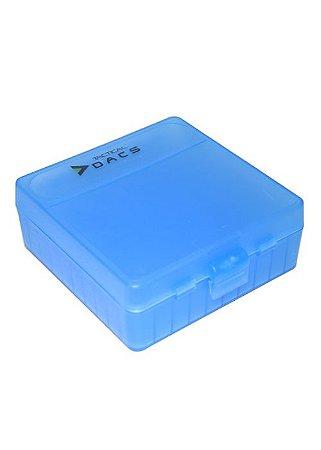 Caixa para munição DACS - Azul