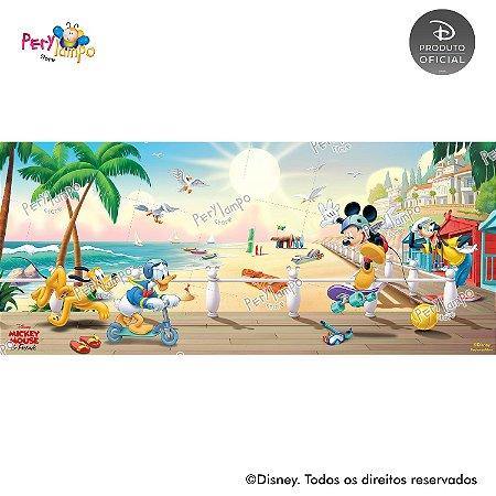 Painel Decorativo Mickey Esportes de Verão - 7,0m x 3,0m