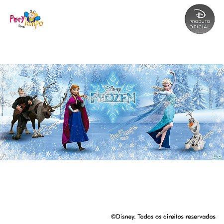 Painel de festa Decorativo - Frozen Neve - 7,0m x 3,0m