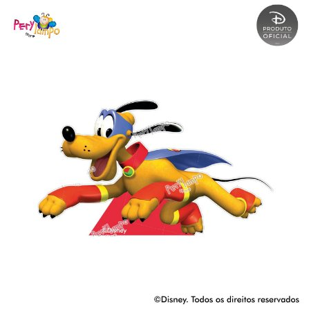 Kit 4 displays de mesa - Mickey Super Heróis