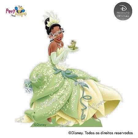 Kit 7 displays de mesa - Princesas Disney coleção Jóias