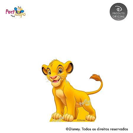 Display Totem de Chão - O Rei Leão - Clássico - Simba