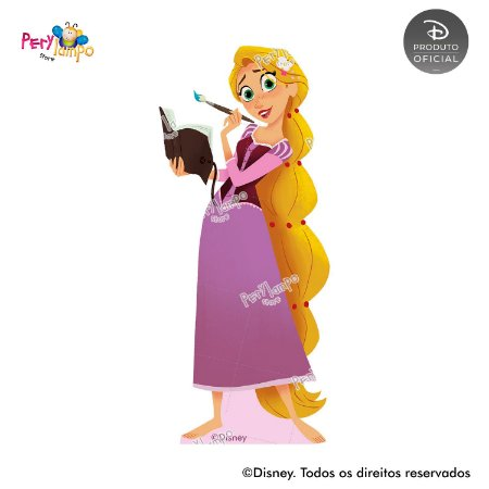 Display Totem de Chão - Enrolados - Rapunzel Série