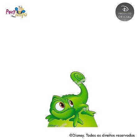Display Totem de Chão - Enrolados - Rapunzel Aquarela - Pascal