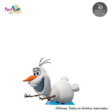 Display Totem de Chão - Frozen Neve - Olaf