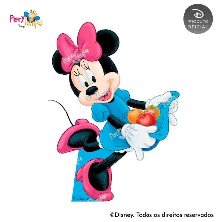 Display Totem de Chão - Fazendinha do Mickey - Minnie