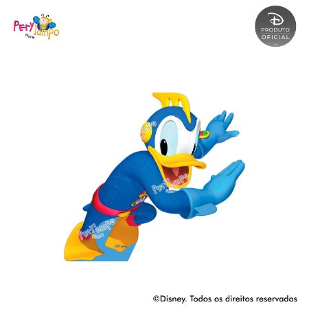 Display Totem de Chão - Mickey Super Heróis - Pato Donald