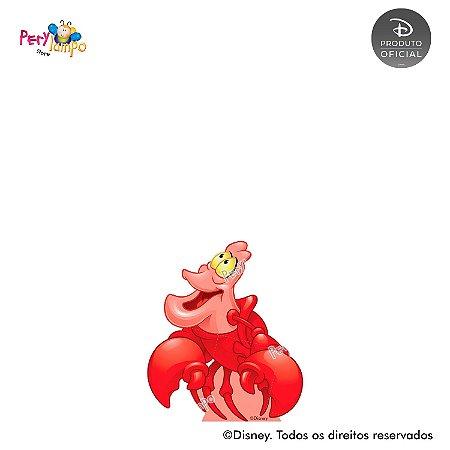 Display Totem de Chão - Pequena Sereia - Ariel Peixes - Sebastião