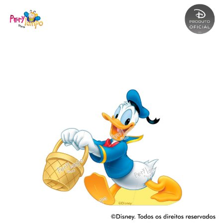 Display Totem de Chão - Piquenique do Mickey - Pato Donald