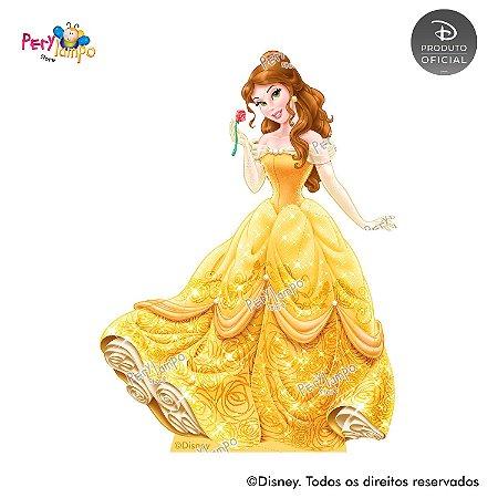 Display Totem de Chão - Princesas Disney coleção Jóias - Bela