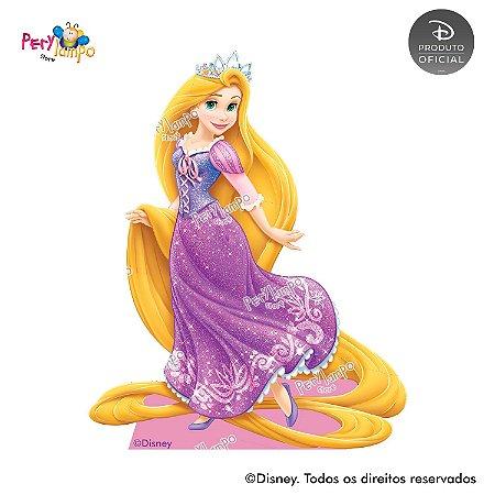 Display Totem de Chão - Princesas Disney coleção Jóias - Rapunzel