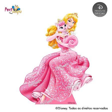 Display Totem de Chão - Princesas Disney & Pets - Aurora