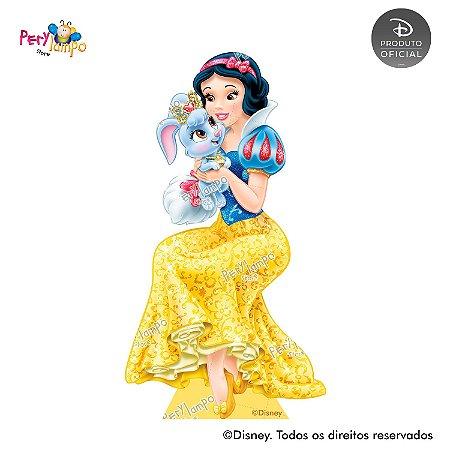 Display Totem de Chão - Princesas Disney & Pets - Branca de Neve