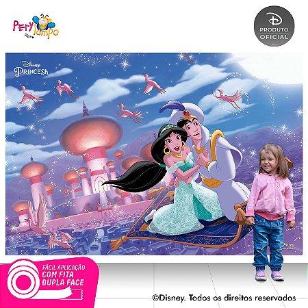 Painel Decorativo Aladdin - Jasmine Tapete - 2,20m x 1,45m