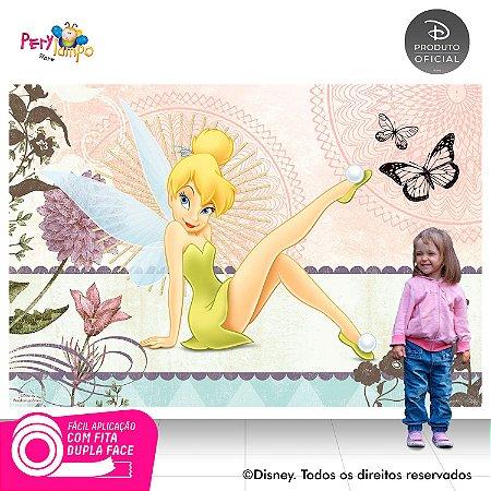Painel de festa Decorativo - Tinkerbell - 2,20 x 1,45m