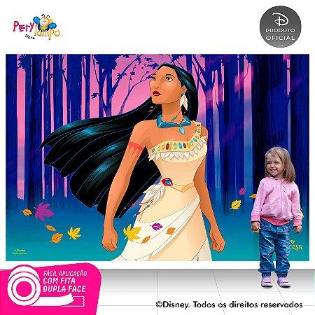 Painel festa Decorativo Pocahontas - 2,20 x 1,45m
