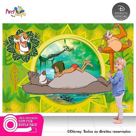 Painel festa Decorativo Mogli - 2,20 x 1,45m