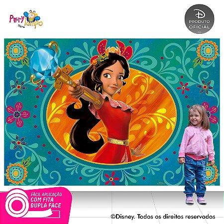 Painel festa Decorativo Elena de Avalor - 2,20 x 1,45m