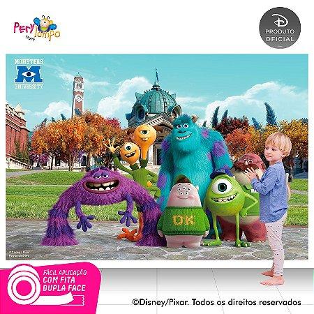 Painel festa Decorativo Monstros S.A. - 2,20 x 1,45m