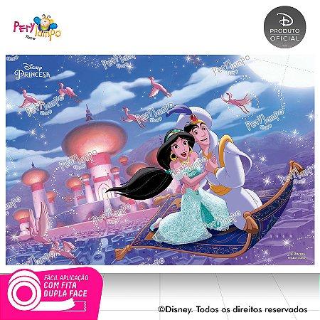Painel Decorativo Aladdin - Jasmine Tapete - 1,45m x 1,00m
