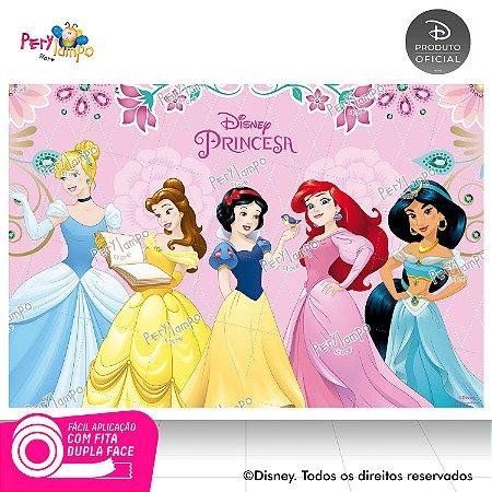 Painel Decorativo Princesas Disney Empoderadas 1 -1,45x1,00m