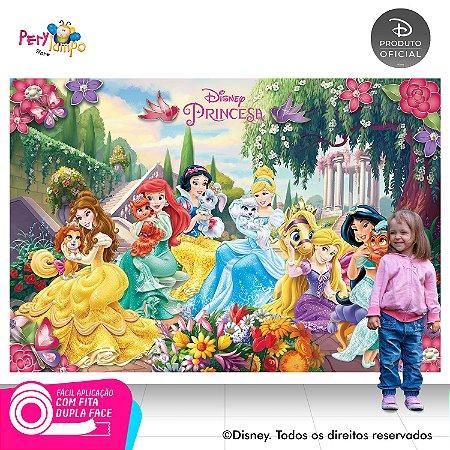 Painel Decorativo - Princesas Disney Pets - 1,45 x 1,00m