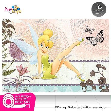 Painel de festa Decorativo - Tinkerbell - 1,45 x 1,00m