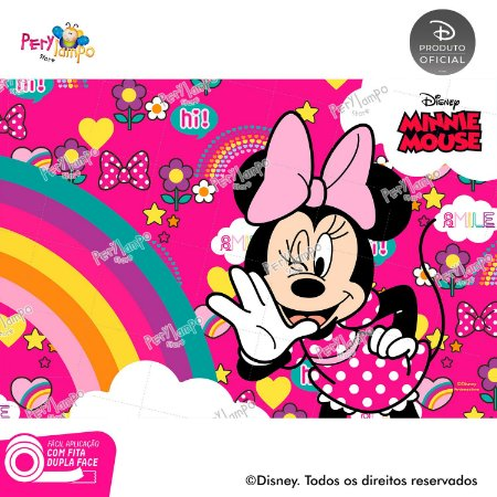 Festa na Caixa - Minnie Arco Íris