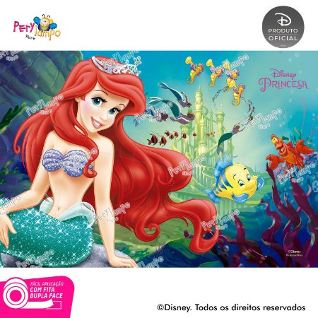 Festa na Caixa-Pequena Sereia Ariel
