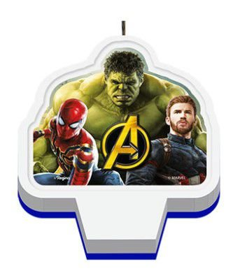 Vela Plana  Avengers Infinity War