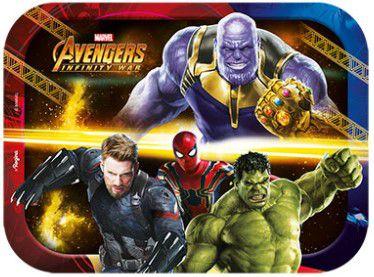 Marmitinha De Alumínio Avengers Infinity War