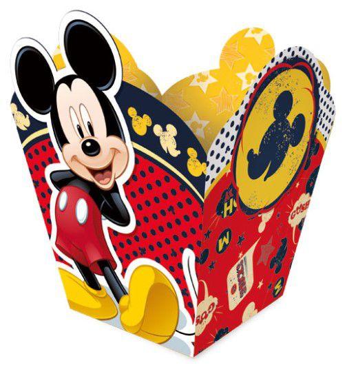Cachepot Mickey Clássico - Disney