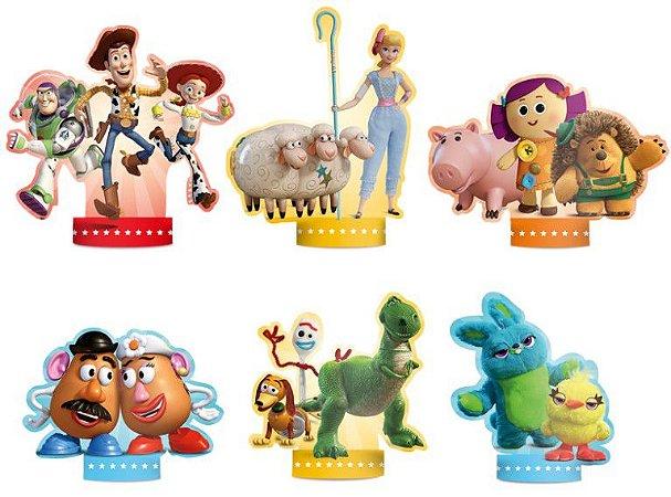 Decoração de Mesa Toy Story 4